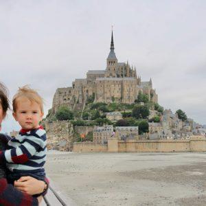 Une journée spécial à Mont Saint Michel ! Le Samedi 8 Août 2020.