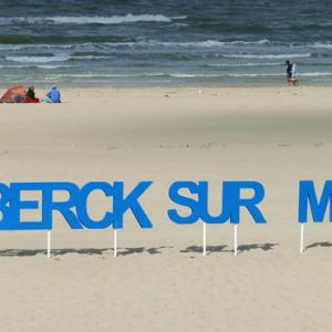 Une journée à Berck Plage le Vendredi 07 Août 2020